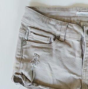 Bullhead Shorts - Bullhead cut off khakis shorts